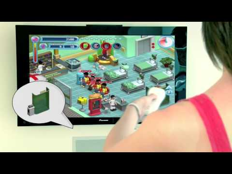 Hysteria Hospital Emergency Ward DS PC Wii Trailer