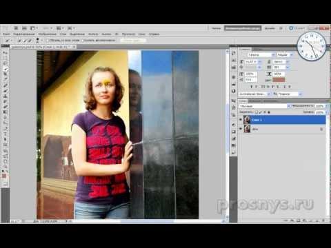 Как сделать телефон в фотошопе