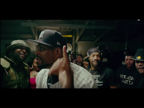 Method Man & Redman & Hanz On & Streetlife - Straight Gutta (2015)