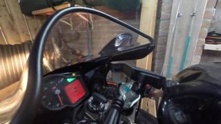 7. Aprilia RSV1000R Factory - DIY measure and change Vacuum of the throttle body