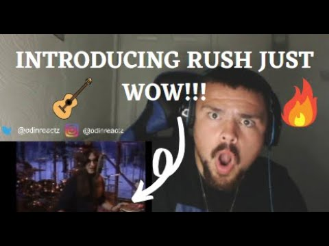 Rush - Tom Sawyer (Official Music Video) (REACTION)