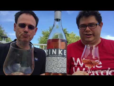 2017 Zinke Alta Mesa Vineyard Rose Santa Barbara County, California Pink Wine