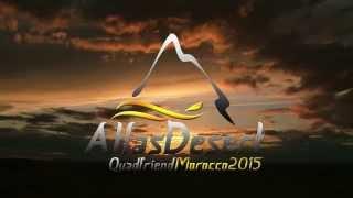 Previo al trazado Atlasdesert Marruecos 2015