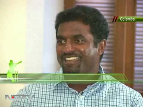 Wanted to test myself against India: Murali 