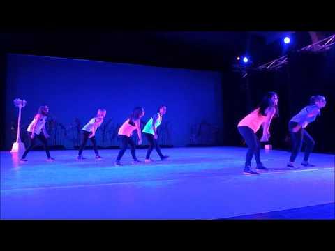 danse - Spectacle de danse 2013 des 3A, newstyle.