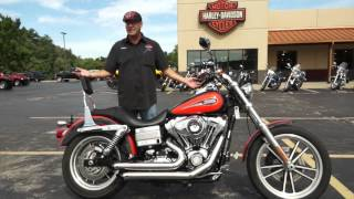 5. 2009 Harley-Davidson Dyna Glide Low Rider