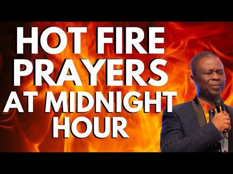 Hot Fire Prayers At Midnight Hour - Dr Dk Olukoya
