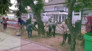 Masyarakat NTB Bersih-Bersih di Hari World Cleanup Day