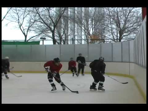 Ice Hockey Coaching: Championship Hockey Drills