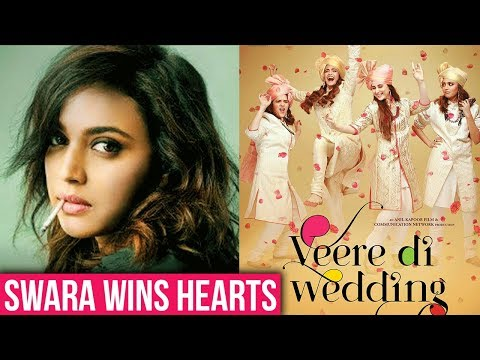Swara Bhasker 'Veere Di Wedding' Performance Wins
