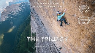 The Trilogy -  Official Trailer 2019 by Sasha DiGiulian