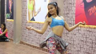She is a amazing dancer and Instructor at Zumba.india, Video created by...