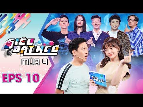 Siêu Bất Ngờ - Mùa 4 | Tập 10 Full: Hari Won khiến Trường Giang nể phục với biệt tài đánh trống Jazz - Thời lượng: 1:16:53.
