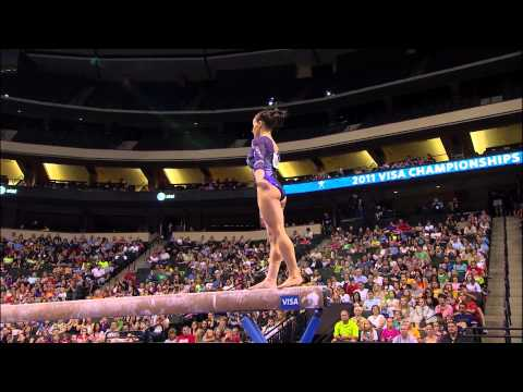 2011 Visa Championships - Women - Day 2 - Full Broadcast