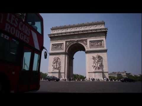 Paris - http://www.vidtur.com/page/en-US/Paris Visiting paris can be an overwhelming experience. but with our top 10 video you will know which place you must see. Th...