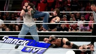 Nonton WWE SmackDown 15 january 2017 Highlights   SmackDown Live 01 15 17 Highlights Film Subtitle Indonesia Streaming Movie Download