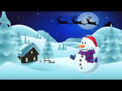 Little Snowflake Children's Lullaby Sleep and Bedtime Song - 1 Hour Repeat