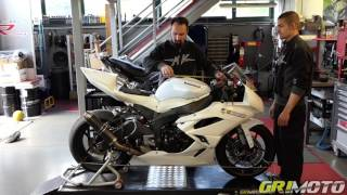 Video How to check the alignment of the front wheel on your bike - Grimoto Tutorial MP3, 3GP, MP4, WEBM, AVI, FLV Desember 2018