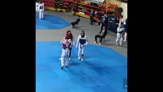 TaeKwonDo fight knockouts KO Palestra ASD Giacomini