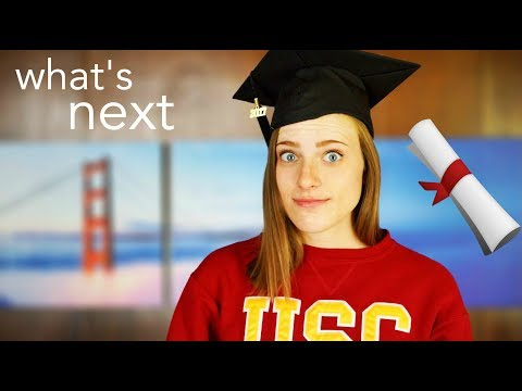 USC Graduate: What I'm Doing After College (видео)