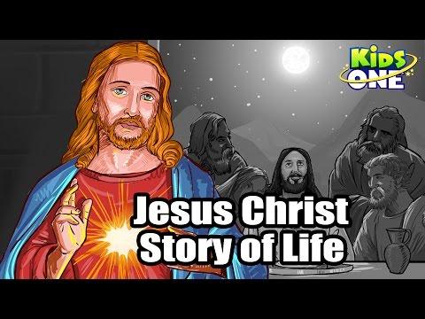Jesus Christ Story of Life | Christmas 2015 | KidsOne