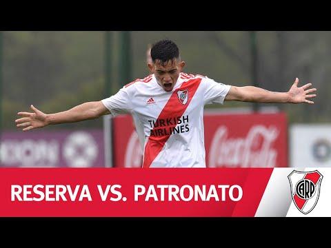 GOLEADA DE LA RESERVA FRENTE A PATRONATO 7-1