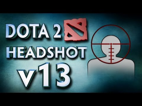 V13 - Our 13th episode of Dota 2 headshot, a series featuring your submitted snipes that didn't make it into the top 10! Want to be in our top 10 video series? Sub...