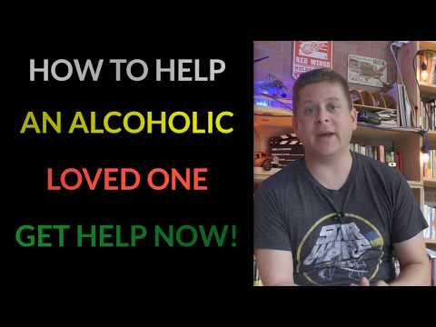 Help Your Loved One Get Sober -  Alcoholic Intervention 5 Tips For Friends And Family