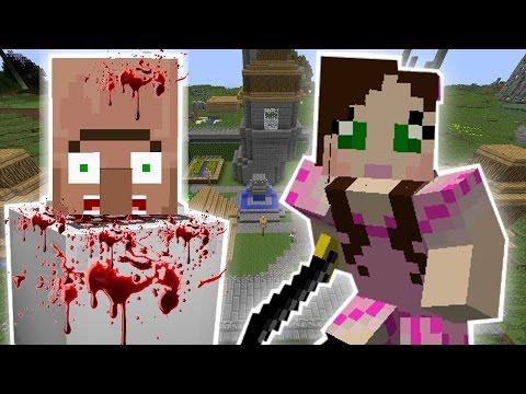 Minecraft: VILLAGER MINCER MISSION – Custom Mod Challenge [S8E11]