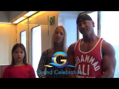 Anderson, Nicole & Brooke Grand Celebration Cruise Testimonial