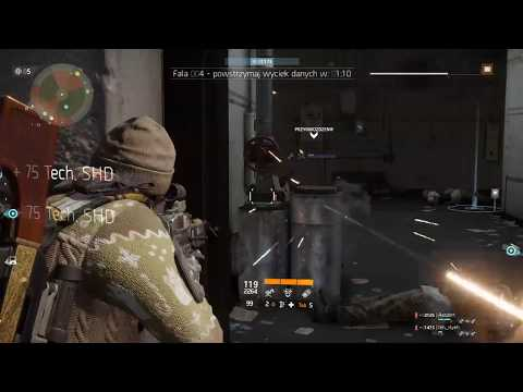 The Division gameplay - Opór