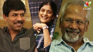 Mani Rathnam and Bala have all praises for their Asst. Sudha – Irudhi Suttru Director Kollywood News 11/02/2016 Tamil Cinema Online