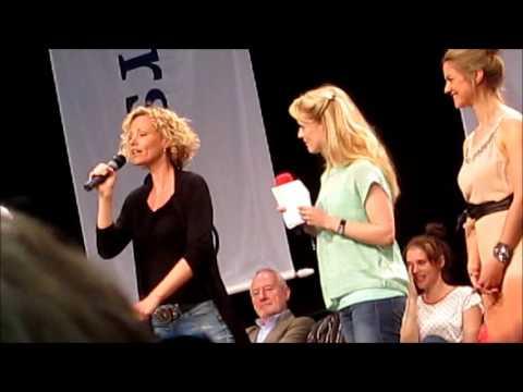 Sturm der Liebe-Fantag 2013 - Gespräch mit Moritz Tittel, Melanie Wiegmann und Lucy Scherer