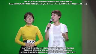 Video Mediacorp Star Search 2019 Open Auditions 4 May 2019 Sat (Ngee Ann City) MP3, 3GP, MP4, WEBM, AVI, FLV Mei 2019