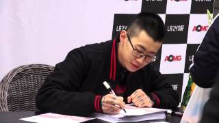 [Jay Park]140301 gr-8 팬싸인회(by.이쁘지)
