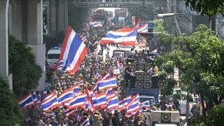 Divided Thailand Set For Chaotic Election
