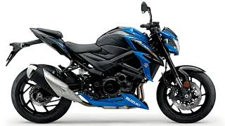 9. Suzuki GSX-S750 2018 | Price And Full Specifications