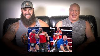 Nonton Kurt Angle   Braun Strowman Rewatch 2017 S Raw Vs  Smackdown Survivor Series Battle  Wwe Playback Film Subtitle Indonesia Streaming Movie Download