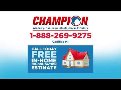 Window Replacement Cadillac MI. Call 1-888-269-9275 10am – 6pm M-F | Home Windows