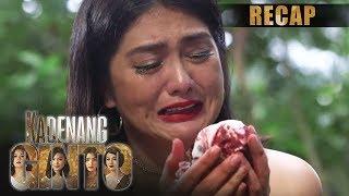 Video Daniela loses her baby | Kadenang Ginto Recap MP3, 3GP, MP4, WEBM, AVI, FLV September 2019