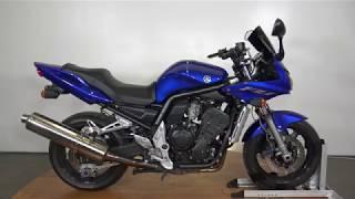 9. 2005 Yamaha FZ1