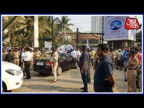 Maharashtra Police Is Active At Celebration Sports Club