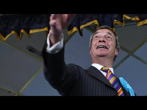 Großbritannien: Nigel Farages Brexit-Partei ist stärk ...