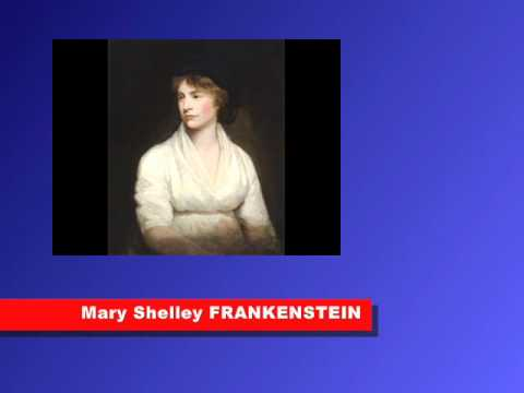 Romanticism Reading Books - Mary Shelley (née Mary Wollstonecraft Godwin; 30 August 1797 -- 1 February 1851) was an English novelist, short story writer, dramatist, essayist, biographer...