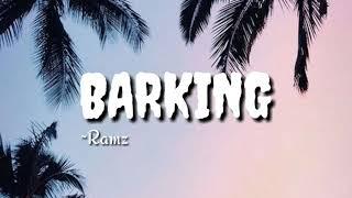 Video Barking-Ramz ||lyrics download in MP3, 3GP, MP4, WEBM, AVI, FLV January 2017