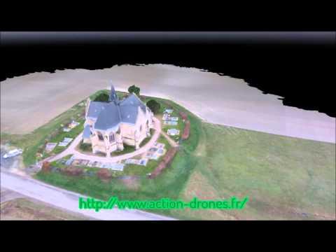 Vidéo modèle 3D