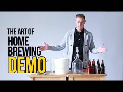 , title : 'How To Brew Beer At Home - Complete DIY Tutorial'