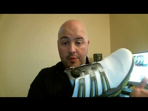 REVIEW: adidas Golf Powerband Boa Boost golf shoes