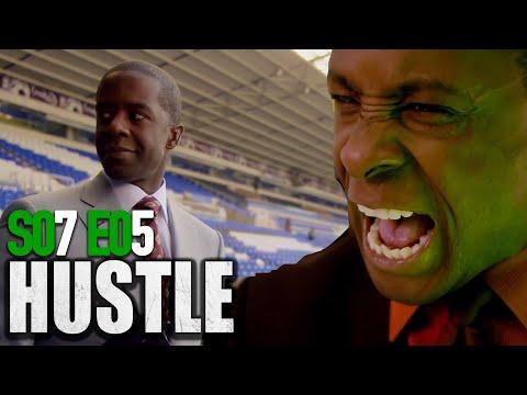 Corruption In Football   Hustle: Season 7 Episode 5 (British Drama)   BBC   Full Episodes