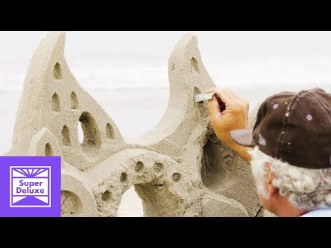 Incredible Sand Castle Creations Will Make You Want to Go to the Beach